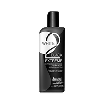 White 2 Black Extreme Devoted Creations Zoncosmetica Zonnebank DHA bronzer Cosmetische Natuurlijk DC Soho Collection