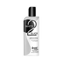 White 2 Black Devoted Creations Zoncosmetica Zonnebank DHA bronzer Cosmetische Natuurlijk DC Soho Collection