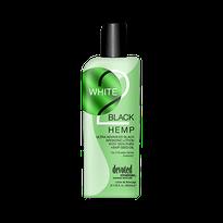 White 2 Black Hemp Devoted Creations Zoncosmetica Zonnebank DHA bronzer Cosmetische Natuurlijk DC Soho Collection