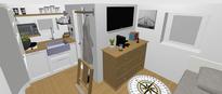 Innenausstattung Mini Tiny House
