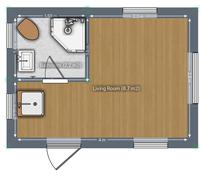 kostenloser Bauplan Mini Tiny House