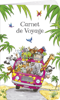 Carnet de voyage KVG4