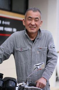 バイク工房岩月代表者