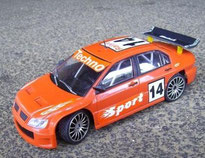 Voiture RC6