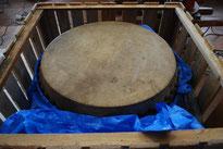 2尺の太鼓です