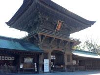 筥崎宮に行ってきました