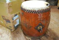 ペーロンの太鼓