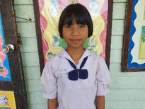 Pornnapas Jansridaさん(10歳)