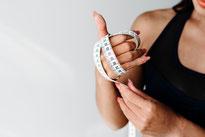 Körperfettmessung, tests und re-tests