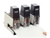 Elektrohefter Rapid 105 in Serie