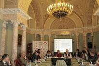 Взаимодействие общества и государства в решении проблем национальной безопасности, II Международный научный семинар, Москва, Музей современной истории России, 28 апреля 2016 г.