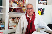 Richard Gueniche du magasin Choko'Bel