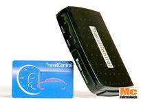 Elektronisches Fahrtenbuch TravelControl als Komplett-Set