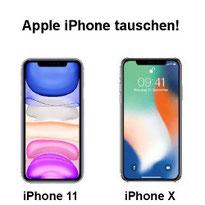 Apple iPhone verkaufen und gegen neues iPhone 11 tauschen