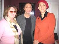 Natalia Mizuri, Vadim Pevsner, Elena Rodina