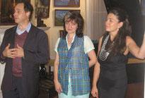 Julian Lowenfeld, , Victoria Kurchenko, Elena Baksht
