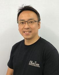 Takashi Morisawa homeroom teacher/ Japanese Class