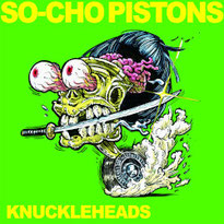 So-Cho Pistons - Knuckleheads