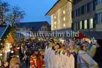 Huttwiler Wiehnachtsmärit