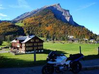 Saisonabschluss- Au im Bregenzerwald