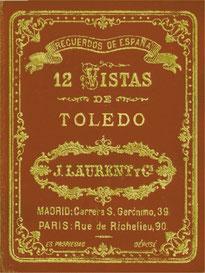 Coleccion recuerdos de España - Toledo