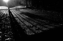 Schatten am Tor
