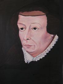 Catherine de Médicis. Source : Gilles Brémond.