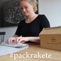 Nur Manufaktur Team: Packrakete
