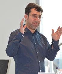 Ismail Küpeli, Foto: Manfred Herbertz
