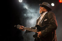 Klasse Blueser: Big Daddy Wilson (Foto: Havergo)