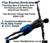 Flax Bourton Boot camp