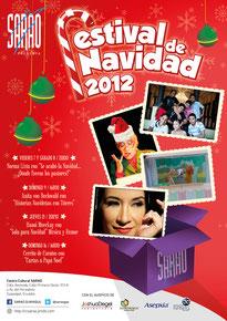Festival de Navidad en SARAO.