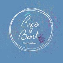Logo Rica&Bent organic kidswear  Biologische Kinderkleidung hergestellt in Hannover
