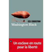 Washington black, Esi Edugyan