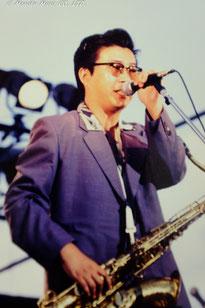 当時の私「チャーリー鈴木」です!