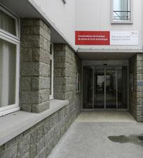 Conservatoire - site de Brest