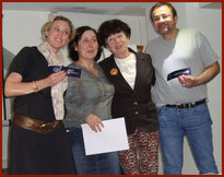 Toastmasters Nice meeting 2 Mai 2016