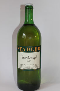 Traubensaft 1 Liter - weiss