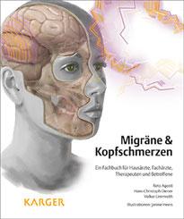 Buch-Cover: Migräne und Kopfschmerzen