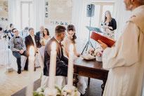Hochzeitssängerin Mièl München Bayern Hochzeit Taufe