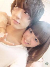 健司さん&桃さん顔写真