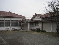 旧城ヶ島分校の佇まい
