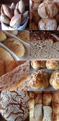 Intensiv-Brotbackkurse mit Helga Graef, www-brot-und-leben.at