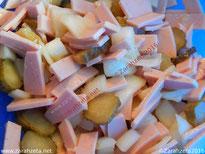 Zarahzetas Foodblog mit Rezept für Wurstsalat ©Zarahzeta2016