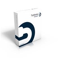 TopKontor-Verpackung mit CD