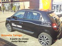Dès un chiffre mensuel de 4 000 euros, LR vous fait profiter de la Belle Clio 4 ou la nouvelle Twingo 2014