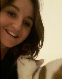 Christel Borderie cat sitter