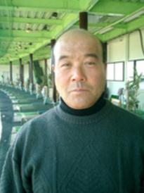 小林行雄プロ(日本プロゴルフ協会会員 ティーチングプロ)
