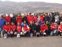 Spanish team SSDT