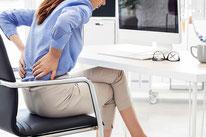 Rückenfitness im Büro